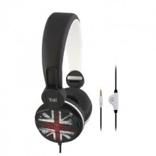 TNB BE COLOR HANDS FREE KIT HEADPHONES ENGLAND