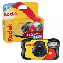 KODAK 27+12 FUN FLASH CMRA 27+12 SINGLE USE CAMERA