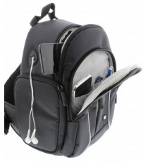 TNB ONE SHOT TRIPPER BACKPACK BLACK