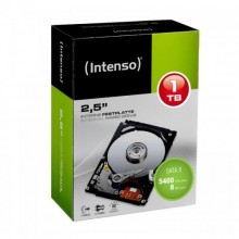 HDD INTERNAL 1TB SATA2 5400 8MB 2,5 INTENSO-6501161