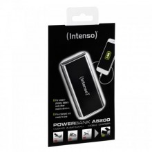 INTENSO MOBILE POWERBANK A5200 ALUM BLACK-7322420