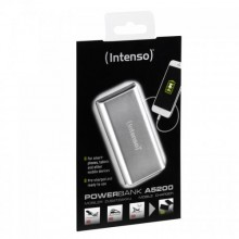 INTENSO MOBILE POWERBANK A5200 ALUM SILVER-7322421