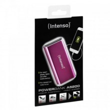 INTENSO MOBILE POWERBANK A5200 ALUM PINK-7322423