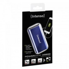 INTENSO MOBILE POWERBANK A5200 ALUM BLUE-7322425