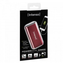 INTENSO MOBILE POWERBANK A5200 ALUM RED-7322426