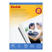 KODAK A6 270gr 50SH.SATIN PREMIUM PHOTO PAPER RC 4R