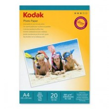 KODAK A4 180gr 20SH.GLOSS PHOTO PAPER HIGH 230MIC 3*