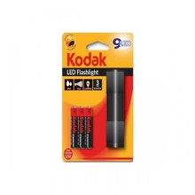 KODAK 9-LED FLASHLIGHT BLACK + 3AAA EHD