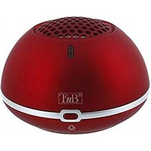 TNB  SPEAKER BLUETOOTH RED