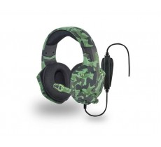 TNB ELYTE FALCON - Gaming headset for PC/MAC/PS4  - ARMY