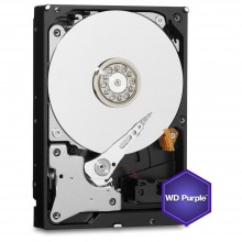 HDD INTERNAL 3,5 1TB PURPLE SATA III 64MB 7200rpm 6GB/s WD