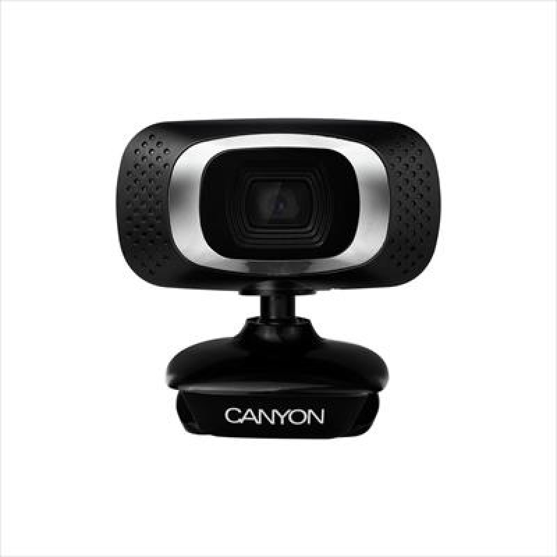 Canyon - 720P HD webcam 1 Mpixel (Up to 12.0 megapixels)