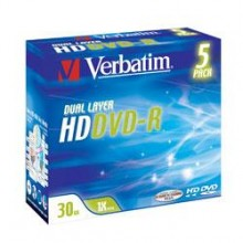 BLU-RAY HD BD DVD-R DUAL LAYER 30GB 1X (JC-5)