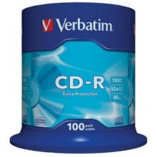 CD-R 52X SP-100 VERBATIM