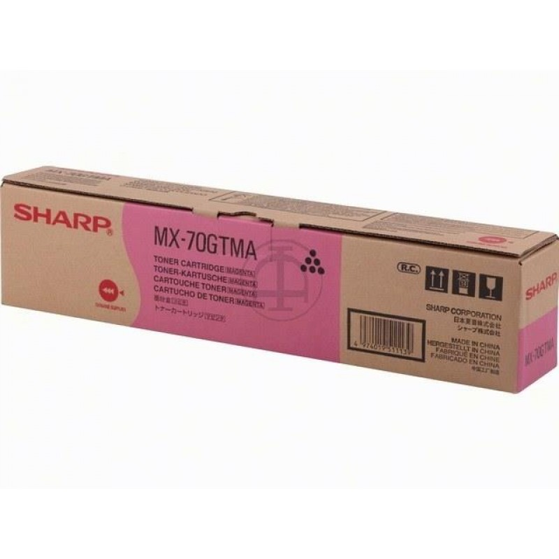 SHARP.M.MX-5500N/MX6200/MX7000 MAGENTA(32000)