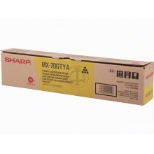 SHARP.Y.MX-5500N/MX6200/MX7000 YELLOW(32000)