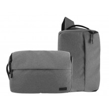 TNB PHOTO BAG 2IN1 GREY