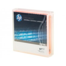 HP LTO-1,2,3,4,5,7 CLEANING CARTRIDGES UNIVERSAL